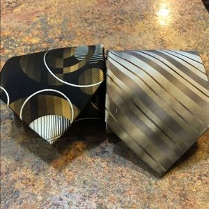 Set of two Man's tie